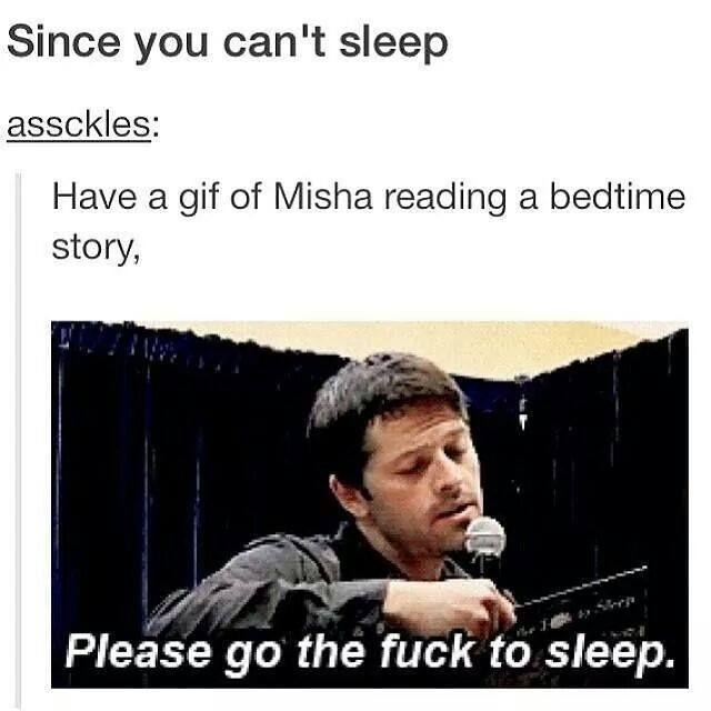 Aww thanks, Misha.