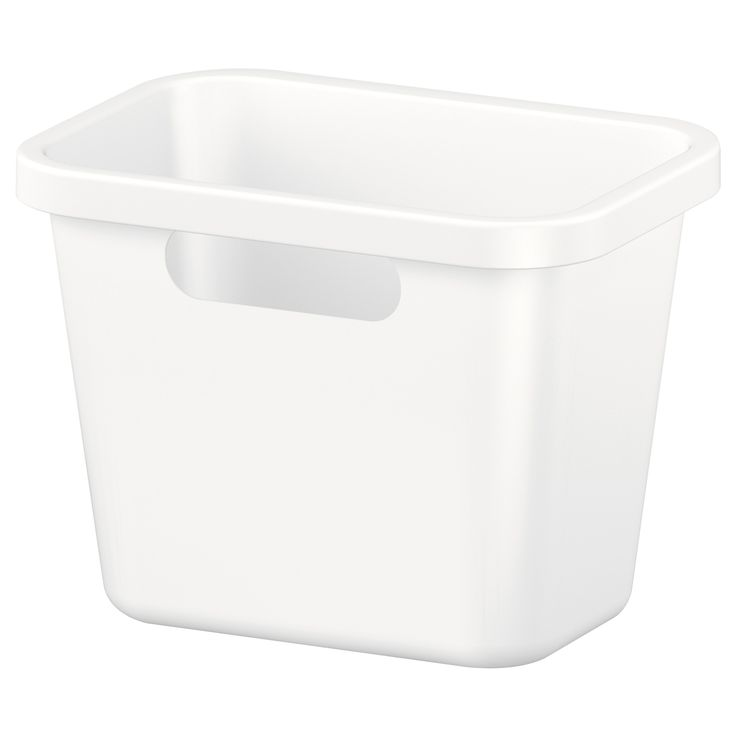 Rationell waste sorting bin ikea rounded corners easy to clean 2 can use as a bin in a pull - Ikea pull out trash bin ...