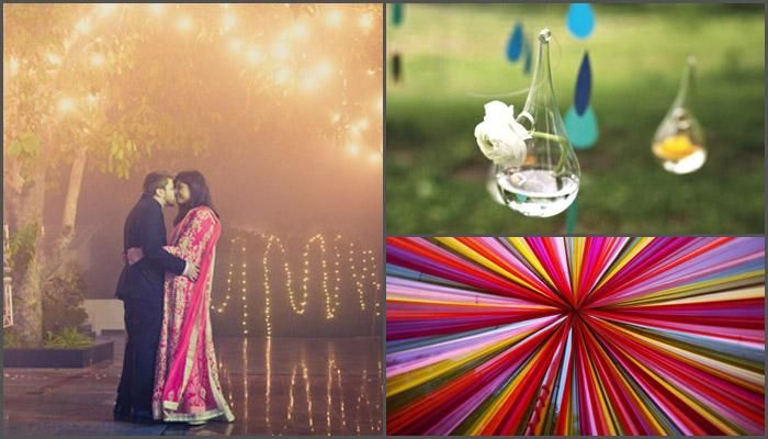 4 Ways To Plan A Fun And Quirky Monsoon Wedding