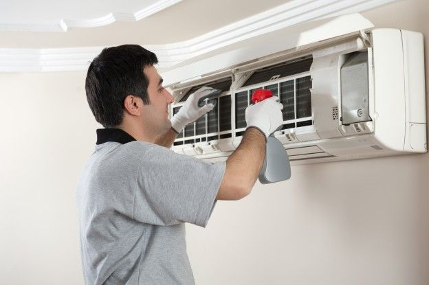 10 Steps on How to Clean a Window Air Conditioner - Here is the process for how to clean a window air conditioner with care & ensuring it functions efficiently.