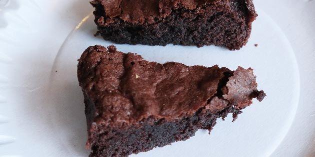 Brownies uden nødder
