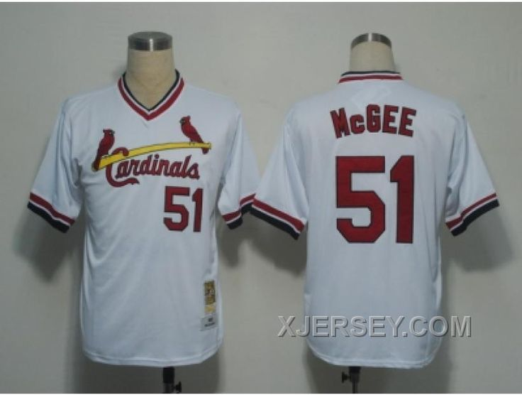 http://www.xjersey.com/new-arrival-mlb-st-louis-cardinals-51-mcgee-mn-white.html NEW ARRIVAL MLB ST. LOUIS CARDINALS #51 MCGEE M&N WHITE Only 32.17€ , Free Shipping!