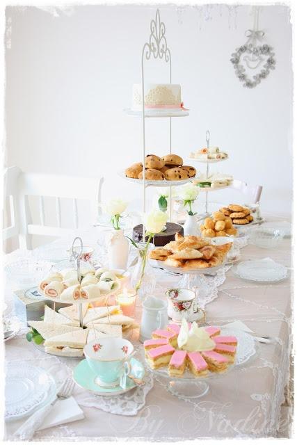 tea party time - photo #49