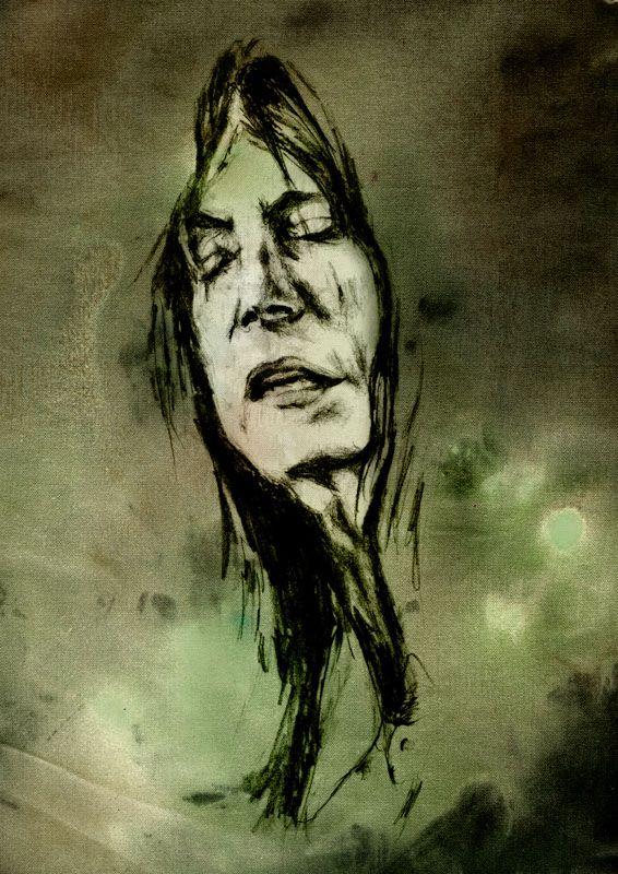 Patti Smith by Cassandra King