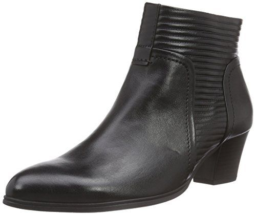 Gabor Shoes 31.680 Damen Kurzschaft Stiefel, Schwarz (schwarz (Micro) 47), 41 EU - http://on-line-kaufen.de/gabor/41-eu-gabor-shoes-31-68-damen-kurzschaft-stiefel-3