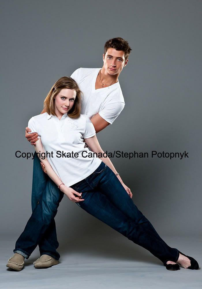 tessa virtue and scott moir relationship 2012