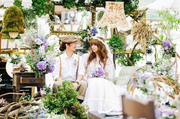#Stage #高砂 #crazywedding #wedding #オリジナルウェディング #オーダーメイド結婚式