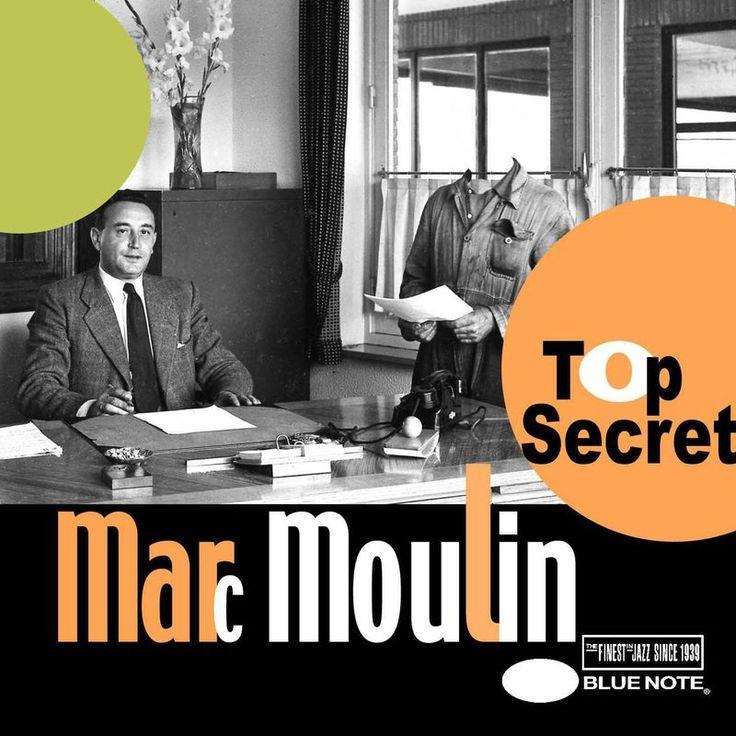 Top Secret by Marc Moulin