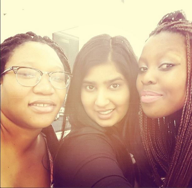 Bongi, Natalie and Thuli! The Braai Girls! #Teambuilding #BraaiDay