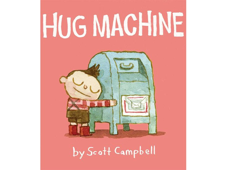 Hug Machine   Best Baby Bedtime Books   Well Rounded NY