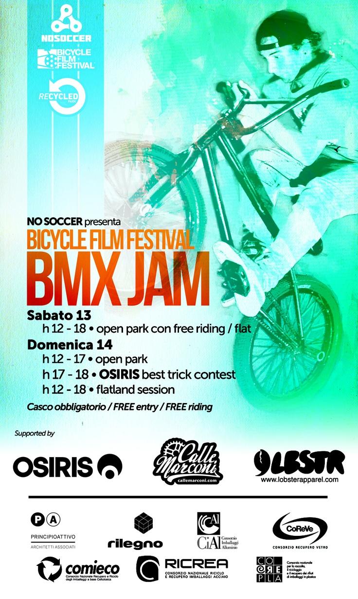 NoSoccer.com | BFF Milano eventi Bmx