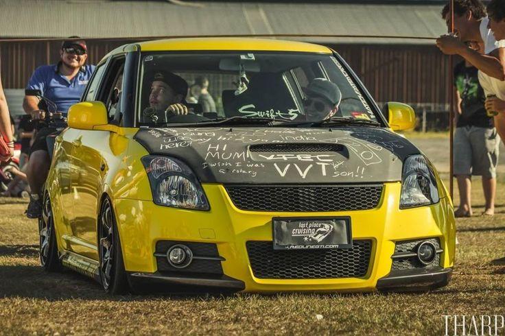 Beanbags Suzuki Swift Sport AirRex & Accuair. XXR-522 | 16x7 +25 | 195/50/16