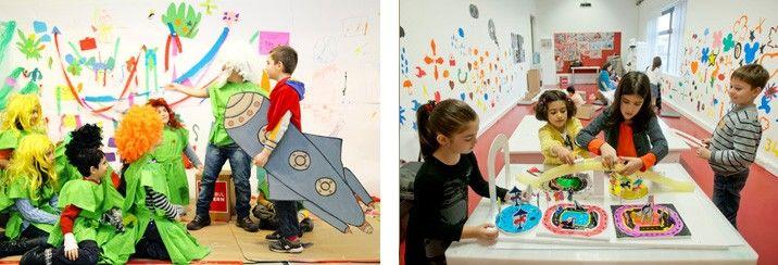 7-12 Yaş Grubu İçin Yarı Yıl Sanat Atölyeleri - İstanbul Modern