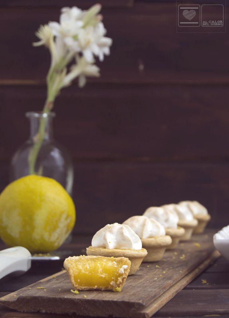Al Calor del horno: Lemon pie. Receta rápida [Versión mini]