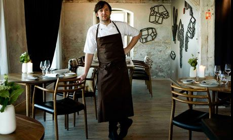 World's 50 best restaurants, Noma again and Celler (not Cellar btw) de can Roca.  Congrats!: Heads, Nordic Kitchens, Rene Redzepi, Noma Copenhagen, Chef Rene, René Redzepi, World, The World, Rental Of Restaurant