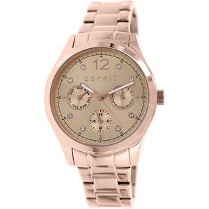 Esprit Women's Tracy ES106702003 Rose Gold Stainless-Steel Analog Quartz Watch
