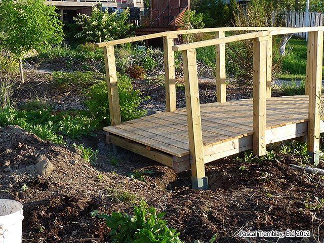 128 best images about small foot bridges on pinterest gardens pallets and ponds. Black Bedroom Furniture Sets. Home Design Ideas