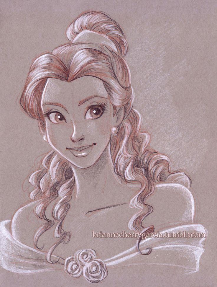 """Disney Belle """" La Belle et La Bête """""""