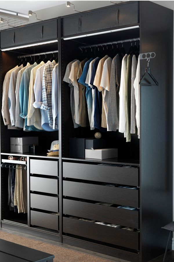60 best storage ideas inspiration images on pinterest for Bedroom storage inspiration