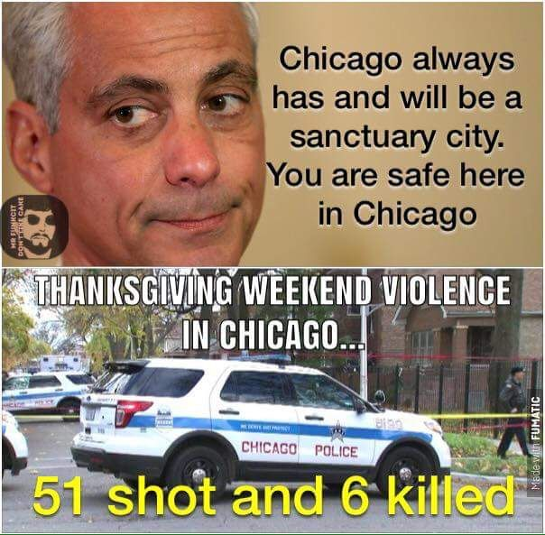 (1) RNR Kentucky (@RNRKentucky) | Twitter...Hey you need to have priorities and clearly Rahm's isn't safety #RedNationRising #SanctuaryCity #tcot.....