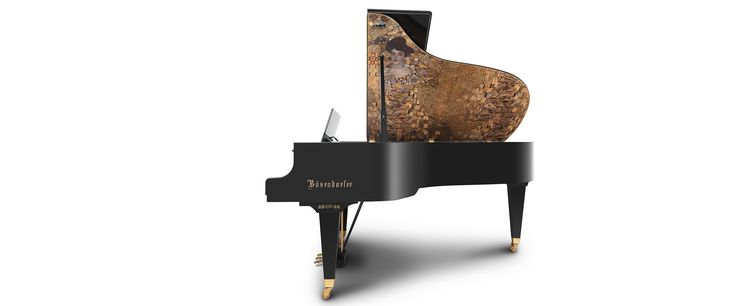 Gustav Klimt ( 1862-1918 ), one of the most famous Austrian painters and artists of the Viennese Art Nouveau, and Bösendorfer, both greatly represent Austrian culture, dedicated craftsmanship, as well as artistic expression. The second model of our Klimt Series is dedicated to the portrait of Adele Bloch-Bauer. In 1903, Ferdinand Bloch-Bauer, wealthy entrepreneur and connoisseur of great art, asks Gustav Klimt to portrait his wife. Klimt agrees and in the same year, travels to Italy. The…
