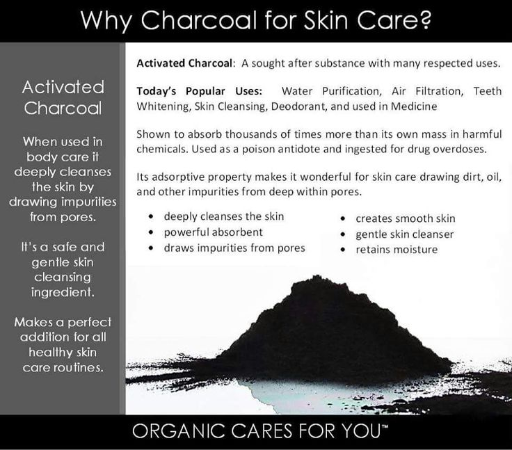 Magical Benefits Of Charcoal For Skin: 85 Best Images About I Love Healthy Skin On Pinterest