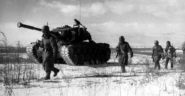 John Baer – American Hero of the Korean War With Three Purple Hearts