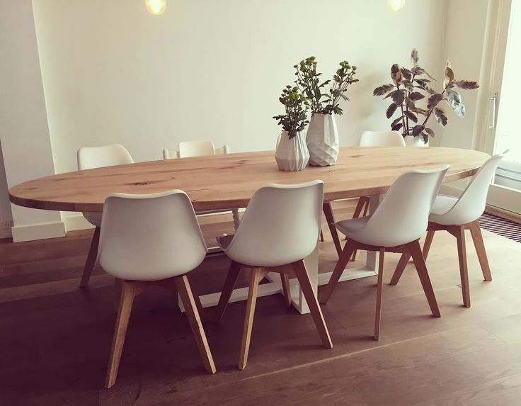 Best 25 Oval Table Ideas On Pinterest Oval Kitchen