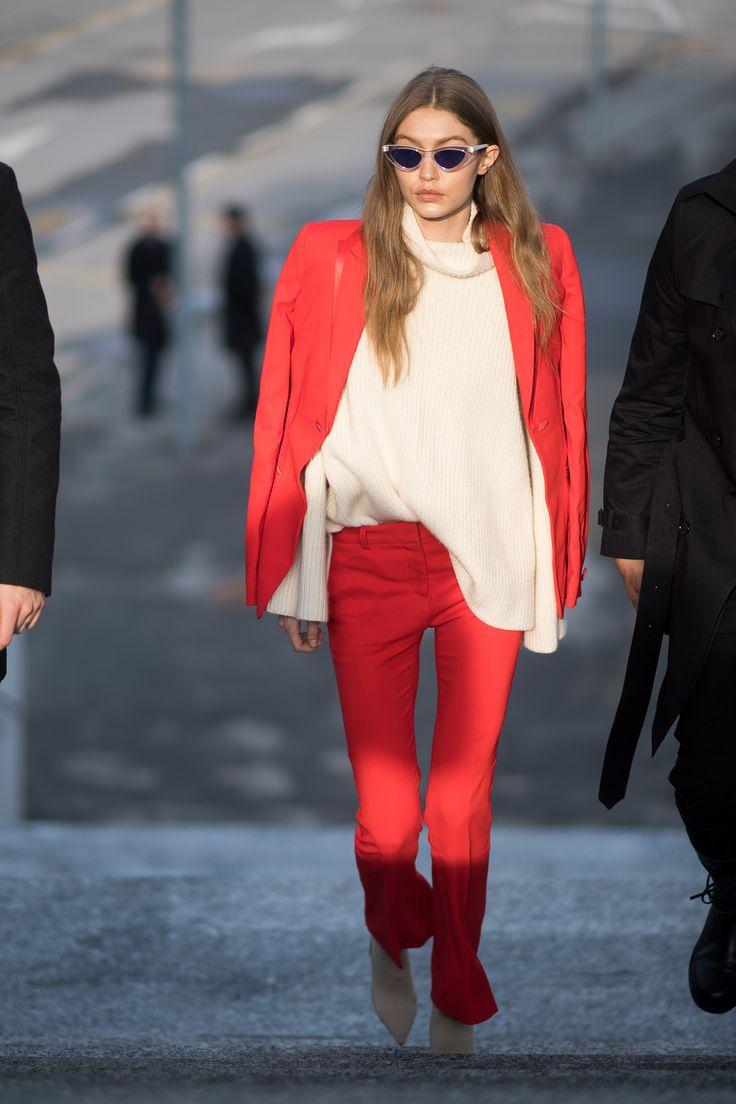 Models off duty: Milan Fashion Week AW17
