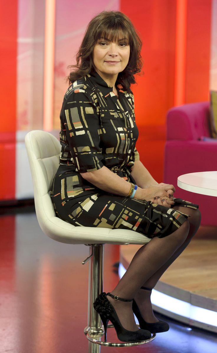 Lorraine Kelly – 'Lorraine' Promo's February 2012