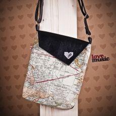 Černá taška Dafné -  Světová