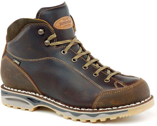 Zamberlan Solda NW GTX Boots for waterproof, breathable hiking comfort