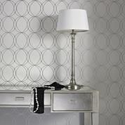 Optimum is an art deco inspired geometric with subtle glitter and mica highlights available in 5 colourways.