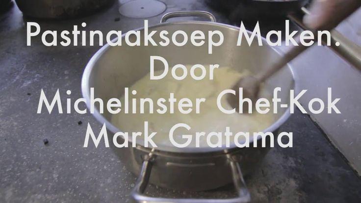 Pastinaaksoep Amuse Recept. Een heerlijke recept voor Pastinaak.