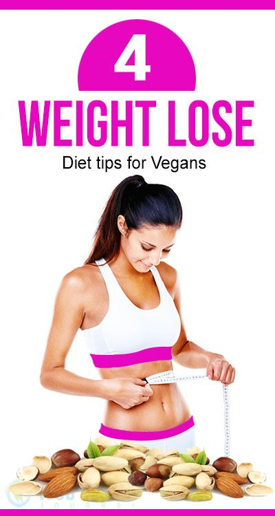 4 WEIGHT LOSS DIET TIPS FOR VEGANS. #nutrition