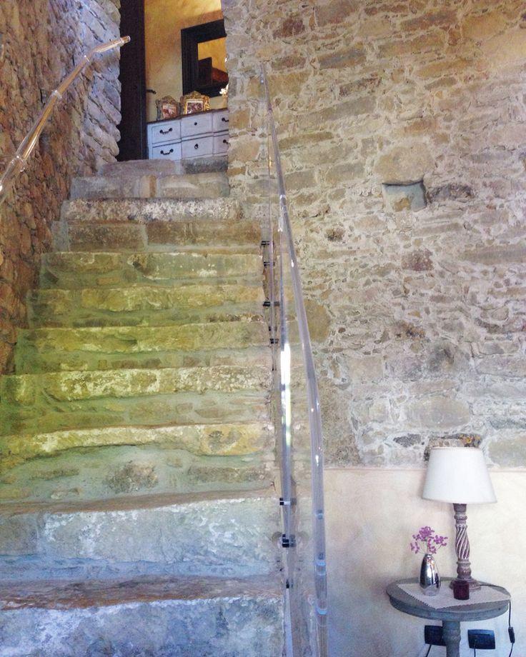 17 migliori idee su scale in pietra su pinterest scale - Scale in pietra lavica ...