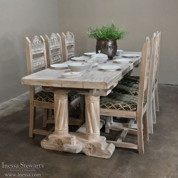 42+ Vintage shabby chic dining table and chairs Best Seller