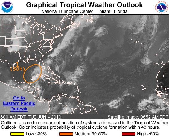 Atlantic Hurricane Season Dates 2013
