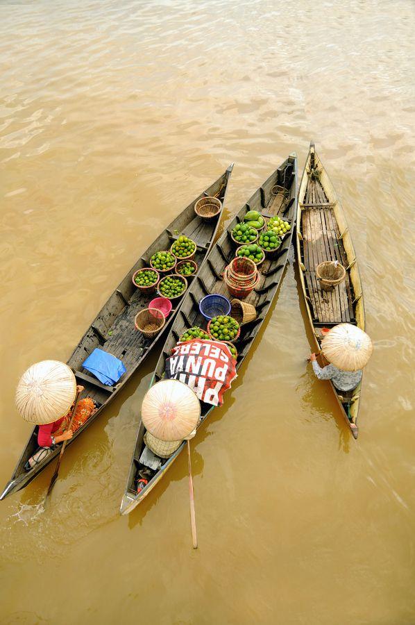 Kalimantan (Borneo), Indonesia