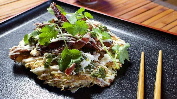 South American Okonomiyaki
