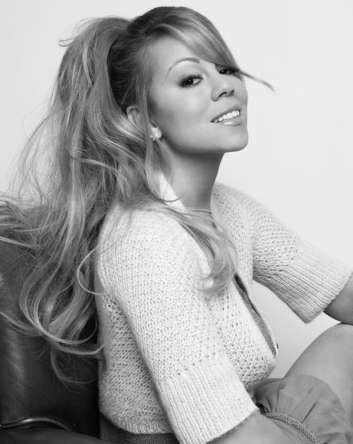 Mariah Carey ~ My favorite of all time.
