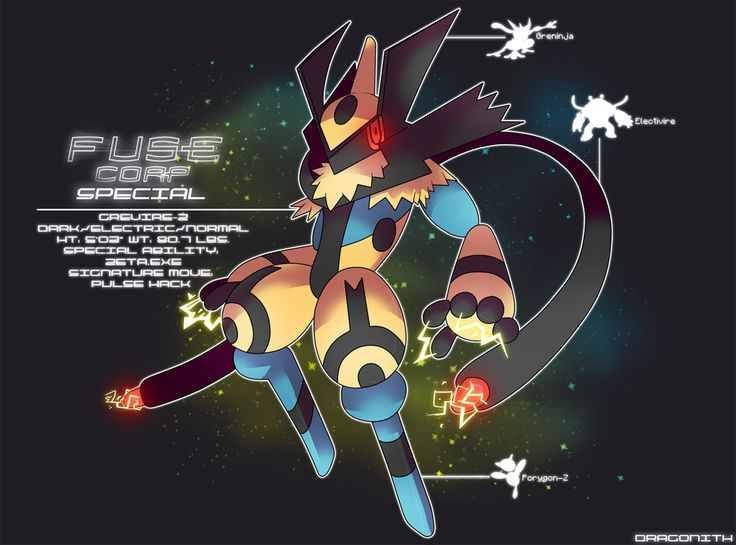 F.U.S.E Corp Special: Grevire-Z by Dragonith.deviantart.com on @deviantART