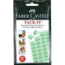 Tack-it gyurmaragasztó - újra használható poszter ragasztó - Faber Castell…