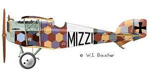 Aviatik-Berg (Aviatik) D-I Ba 138- 1918