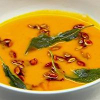 Pumpkin Soup with a Twist by MasterChef Australia