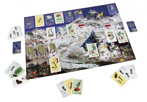 Mount Everest - Bergbeklimmen - Coöperatieve spellen - Producten - Webshop - Earth Games - Spelmaterialen met een positieve invloed- Les 8 kindercoaching