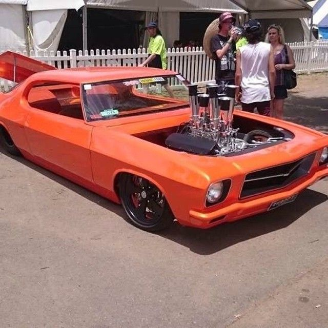 Holden Monaro                                                                                                                                                                                 More