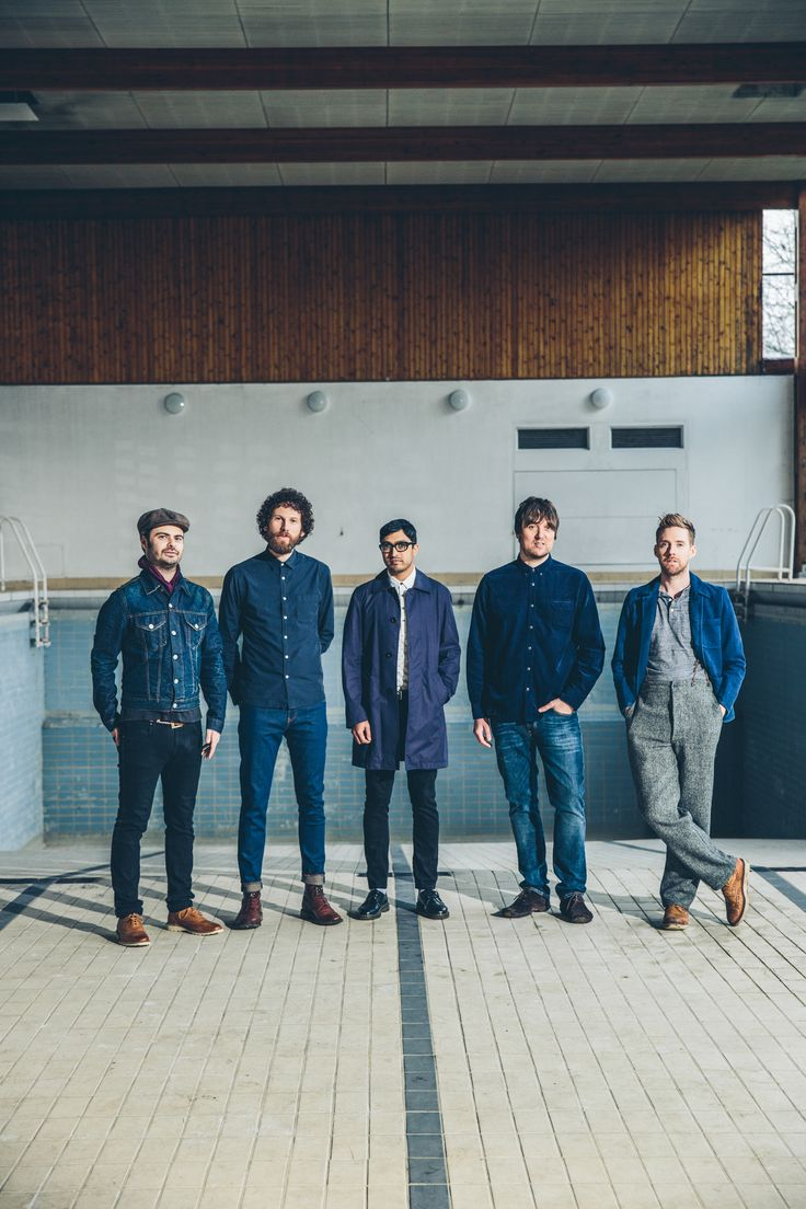 The Kaiser Chiefs are coming to Plymouth Pavilions!
