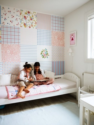 Wallpaper - soft and modern