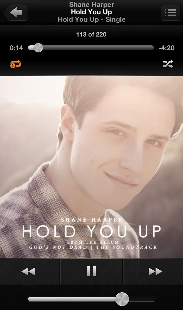 """Shane Harper's New Song.. I am totally in love with this song.. Gives me goose bumps.. <3 Written for the his new movie """"God's Not Dead."""" <3"""